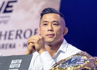 Martin Nguyen defends featherweight title against Koyomi Matsushima