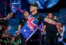 Martin Nguyen defends his featherweight title against Koyomi Matsushima