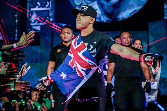 Martin Nguyen defends his featherweight title against Koyomi Matsushima