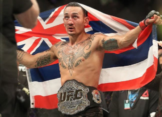 UFC 240: Max Holloway defends featherweight title against Frankie Edgar