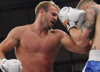 Nathan Corbett faces Adrian Marc in kickboxing bout