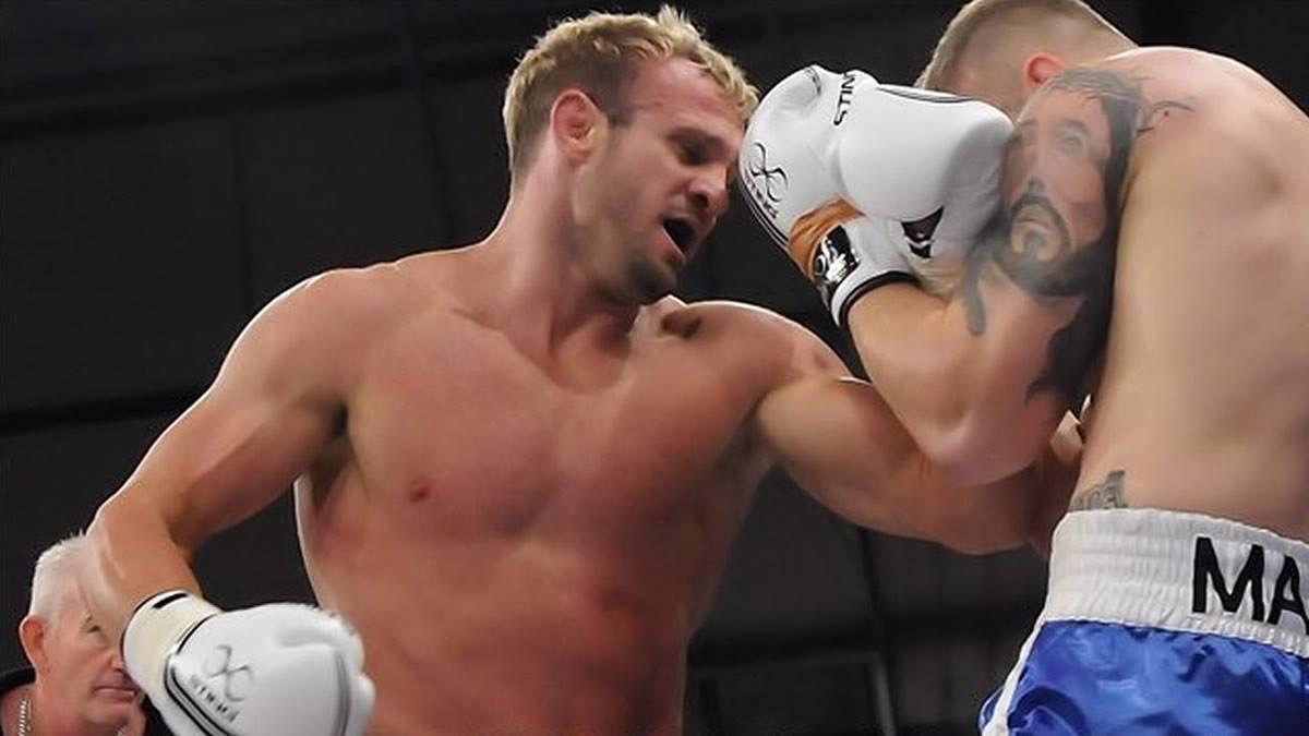 Throwback Kickboxing: Nathan Corbett vs. Adrian Marc
