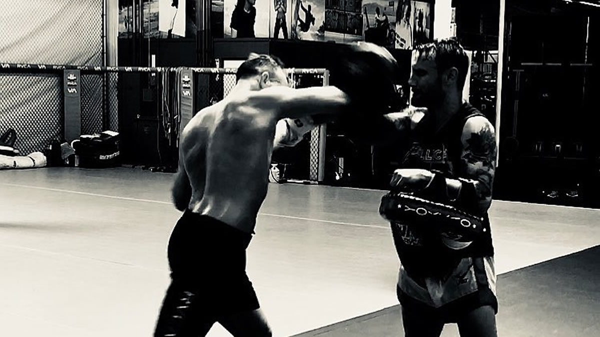 The Sweet Science of 'Hellbows' in MMA