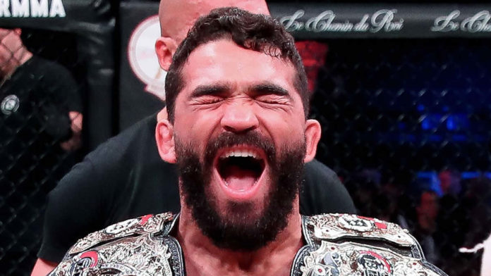 Bellator Featherweight WGP first round bouts set