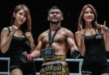 Rodlek faces Chris Shaw at ONE Dawn of Heroes in Manila