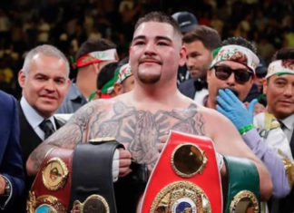 Andy Ruiz Jr vs Anthony Joshua rematch set