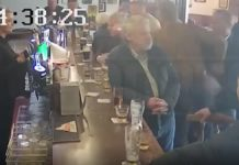 Conor McGregor allegedly punches elderly man in Dublin pub