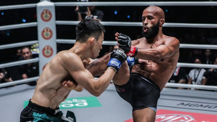 Demetrious Johnson to face Danny Kingad at ONE Century