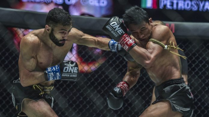 Jo Nattawut de Giorgio Petrosyan KO à ONE Dreams of Gold
