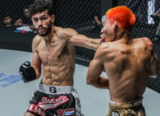 ONE Dreams of Gold: Ilias Ennahachi defeats Petchdam Petchyindee Academy