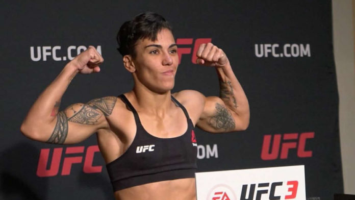 UFC Shenzhen: Jessica Andrade defends title against Zhang Weili