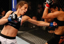 Joanna Jedrzejczyk faces Michelle Waterson at UFC Fight Night Tampa