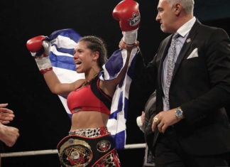 The Battle 14 by WKN: Marianna Kalergi victorious over Ashley Gilson