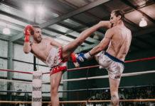 Misagh Norouzi kicks off boxing journey