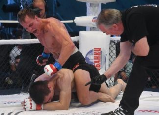 Nate Landwehr relinquishes M-1 Global Featherweight title, signs with the UFC