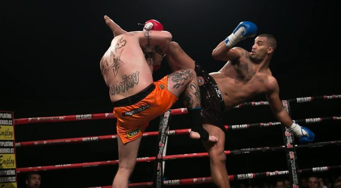 Simply the Best Kickboxing 10: Nicolas Wamba vs Ondrej Hutnik