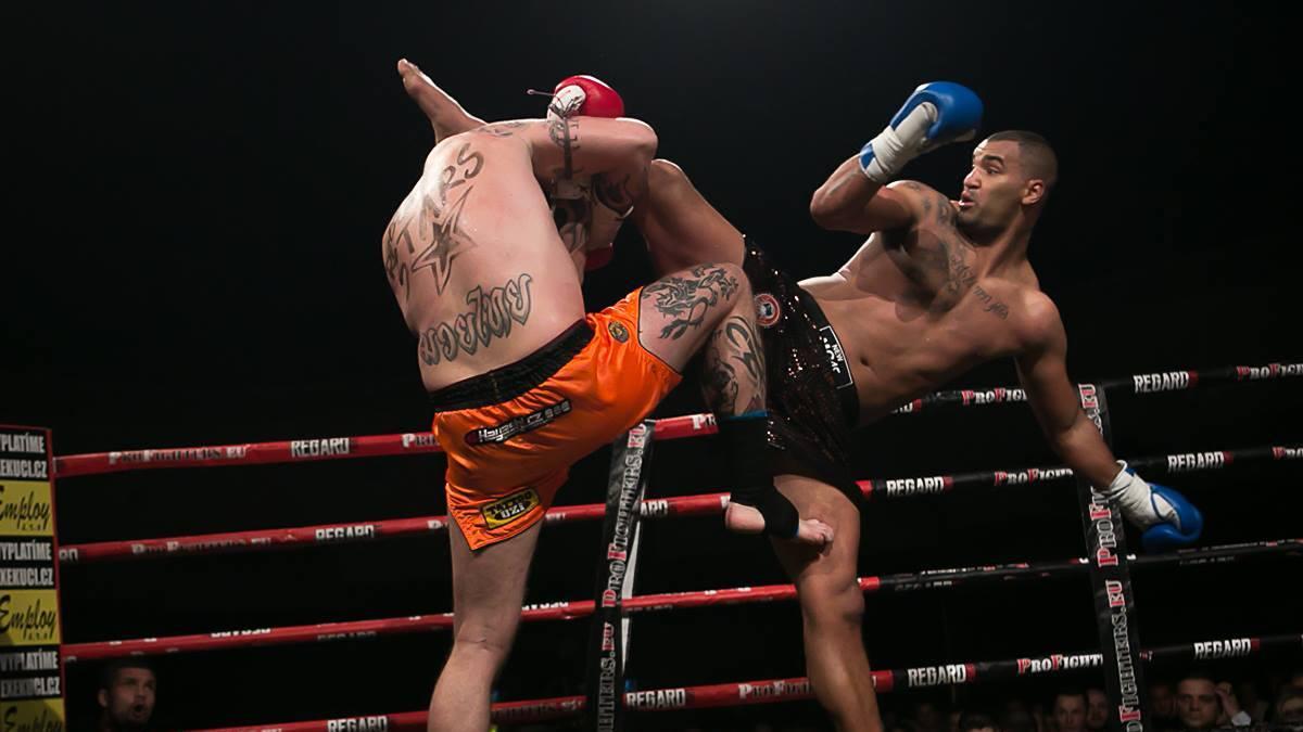 Throwback: Simply the Best Kickboxing 10 Wamba vs Hutnik