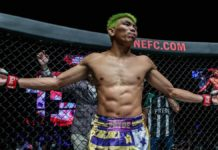 Petchdam defends ONE Flyweight Kickboxing title against Ilias Ennahachi