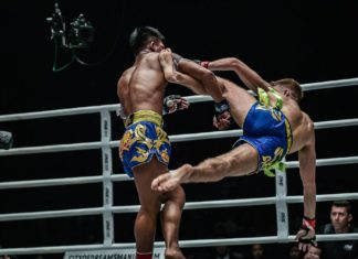 ONE A New Tomorrow: Rodtang Jitmuangnon becomes ONE Flyweight Muay Thai champion