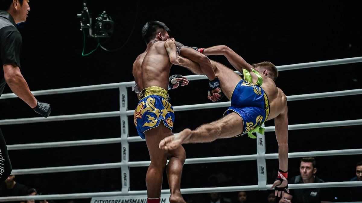 Rodtang defeats Haggerty to claim Muay Thai title