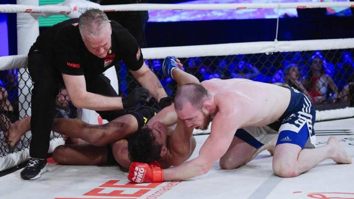 M-1 Challenge 104: Roman Bogatov défend son titre léger contre Mickael Lebout
