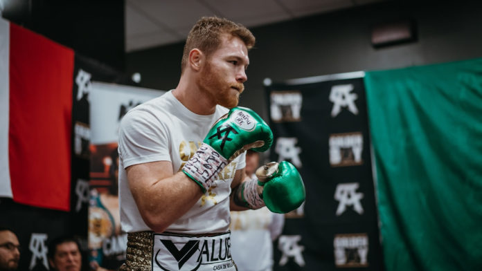 Canelo Alvarez stripped of IBF middleweight title