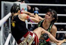 Stamp Fairtex faces Asha Roka at ONE Dreams of Gold