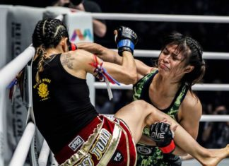 Stamp Fairtex faces Asha Roka at ONE Dreams of Gold