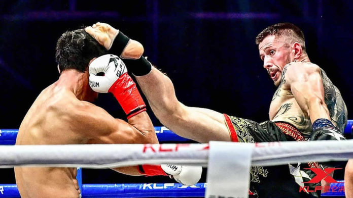 Vitaly Gurkov wins second Kunlun Fight belt