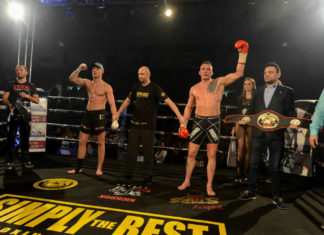 Simply the Best Kickboxing 18: Vladimir Idranyi vs Dylan Colin