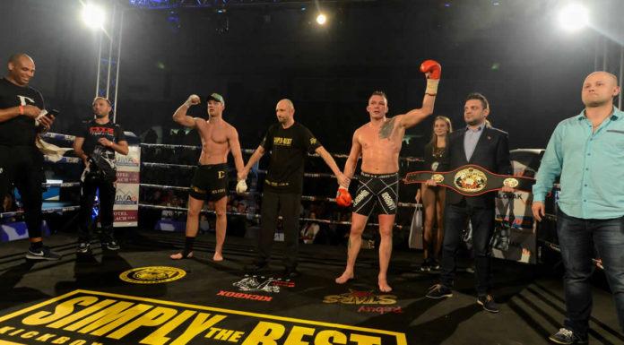 Simply the Best Kickboxing 18: Vladimir Idranyi vs Dylan Colin