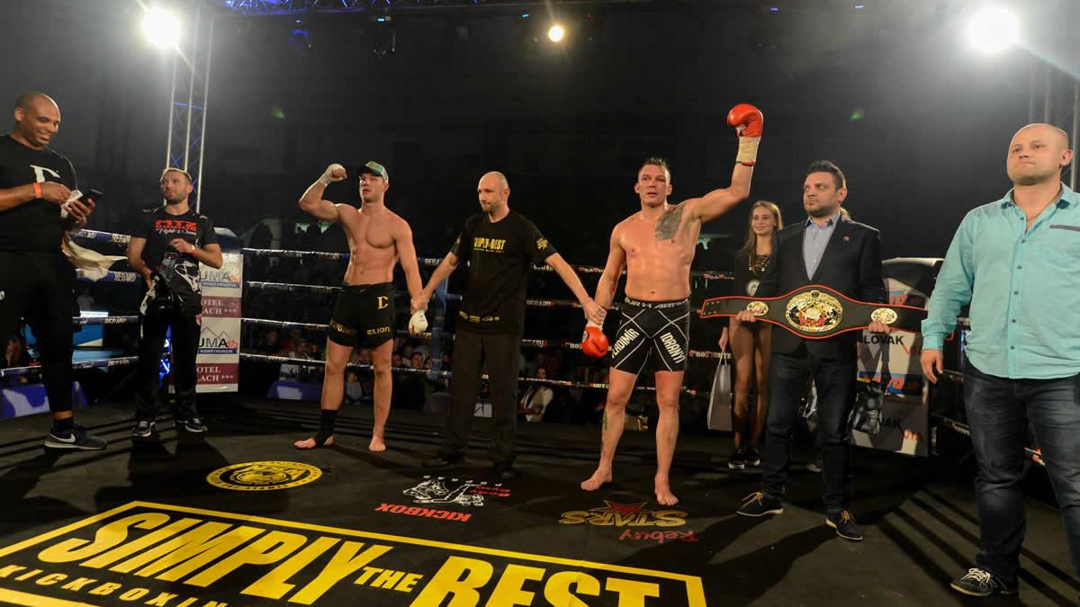Throwback: Simply the Best Kickboxing 18 Idranyi vs. Colin