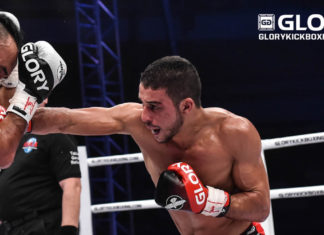 GLORY 70 Lyon: Abdellah Ezbiri faces Zakaria Zougarry
