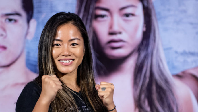 'Killer Bee' Bi Nguyen 'definitely going for the finish'