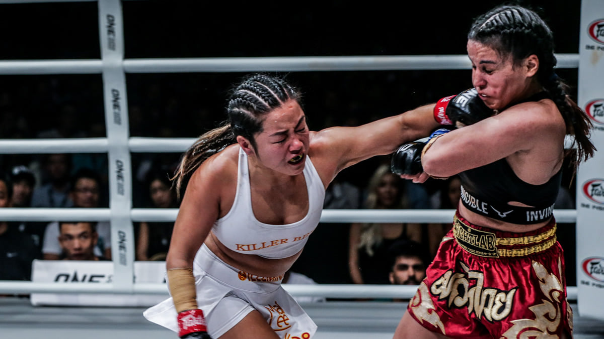 Bi Nguyen takes split decision against Puja Tomar