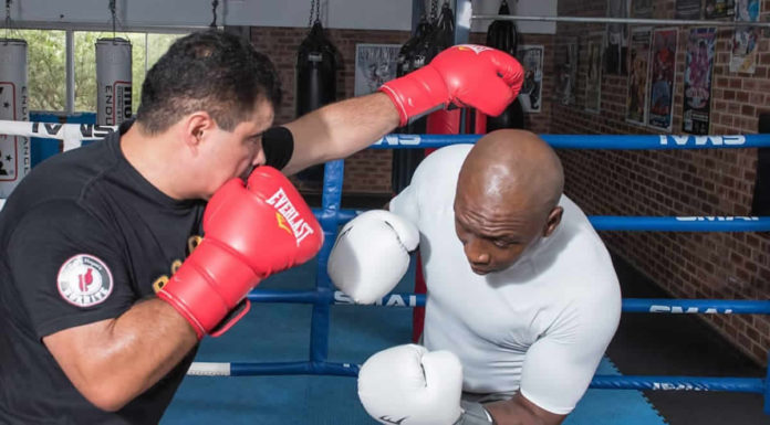 Tips for Improving Footwork in the Ring