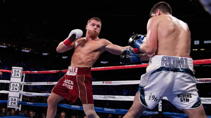 Canelo Alvarez challenges Sergey Kovalev for WBO Light Heavyweight title