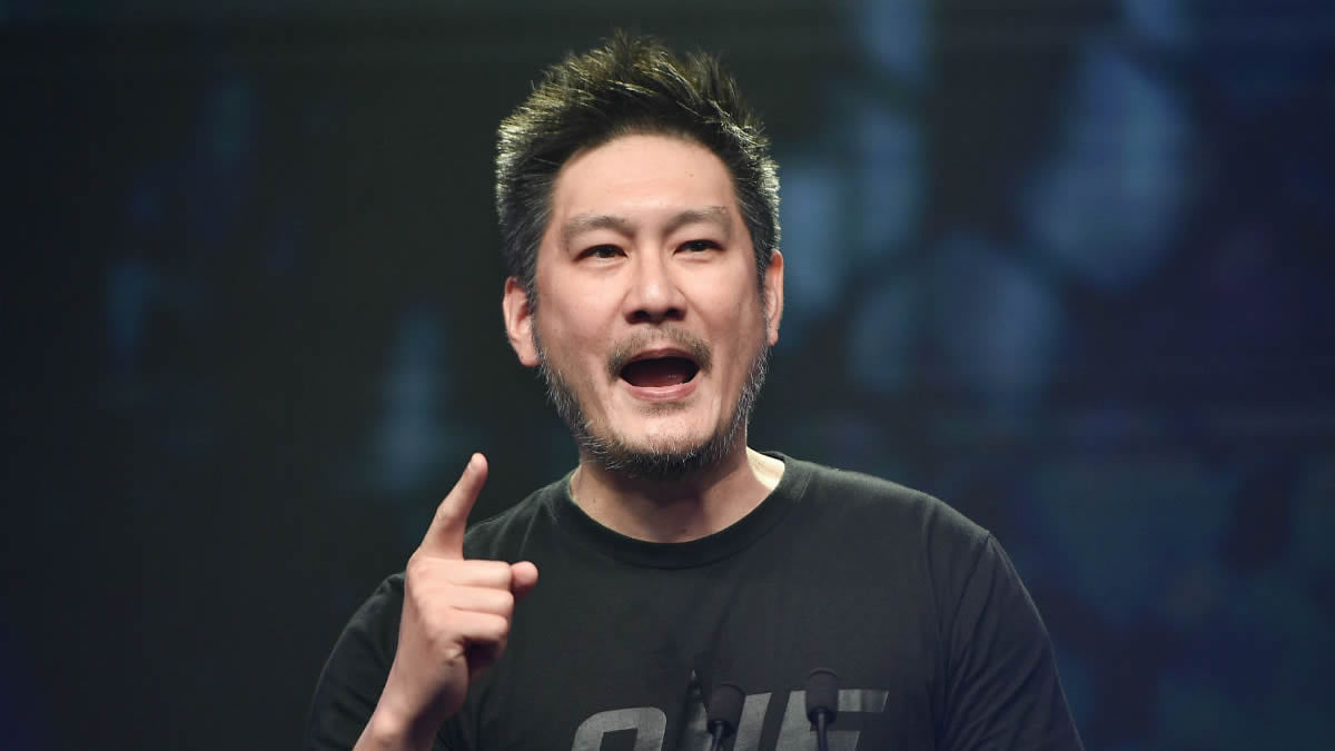 Chatri Sityodtong talks 'the most important thing'