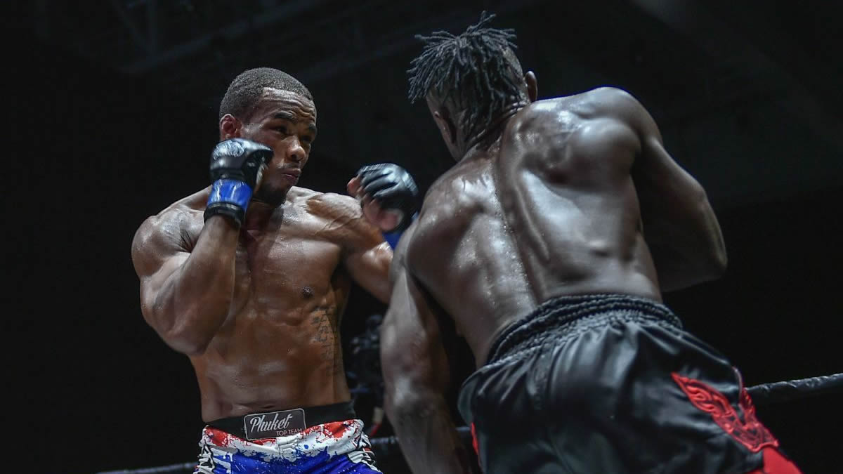 ONE Warrior Series 8 fight card, Morris vs. Onyedikachi