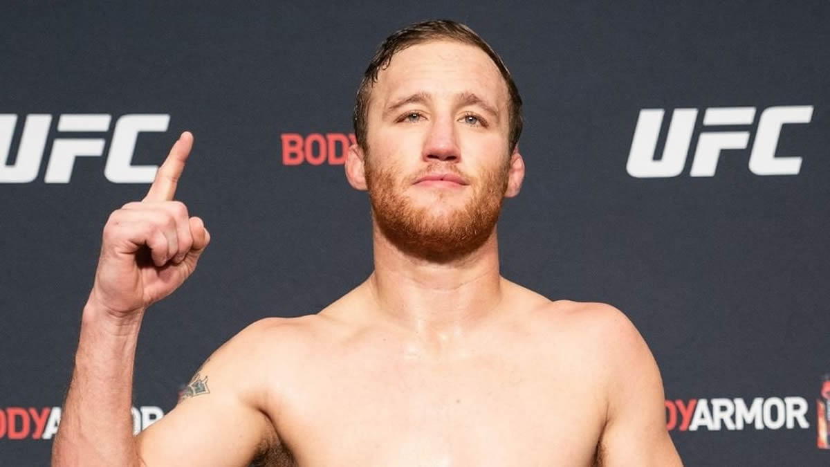 UFC Vancouver weigh-in results, Cerrone vs. Gaethje