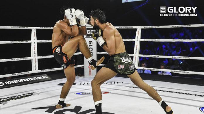 Marat Grigorian defends GLORY Lightweight title against Tyjani Beztati
