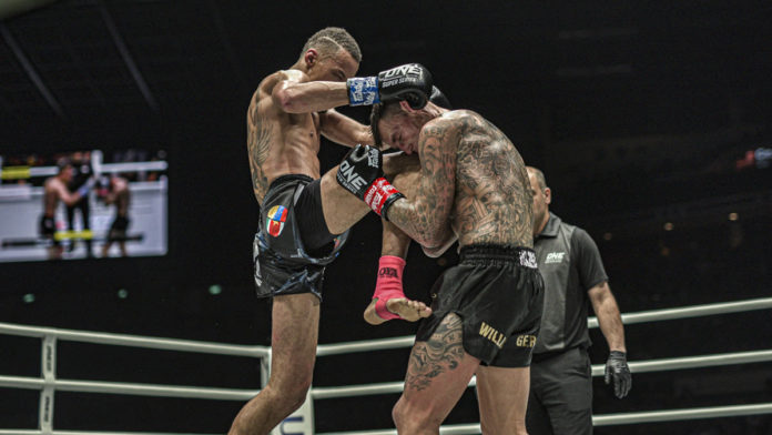 Regian Eersel vs Nieky Holzken 2 co-headlines ONE Dawn of Valor
