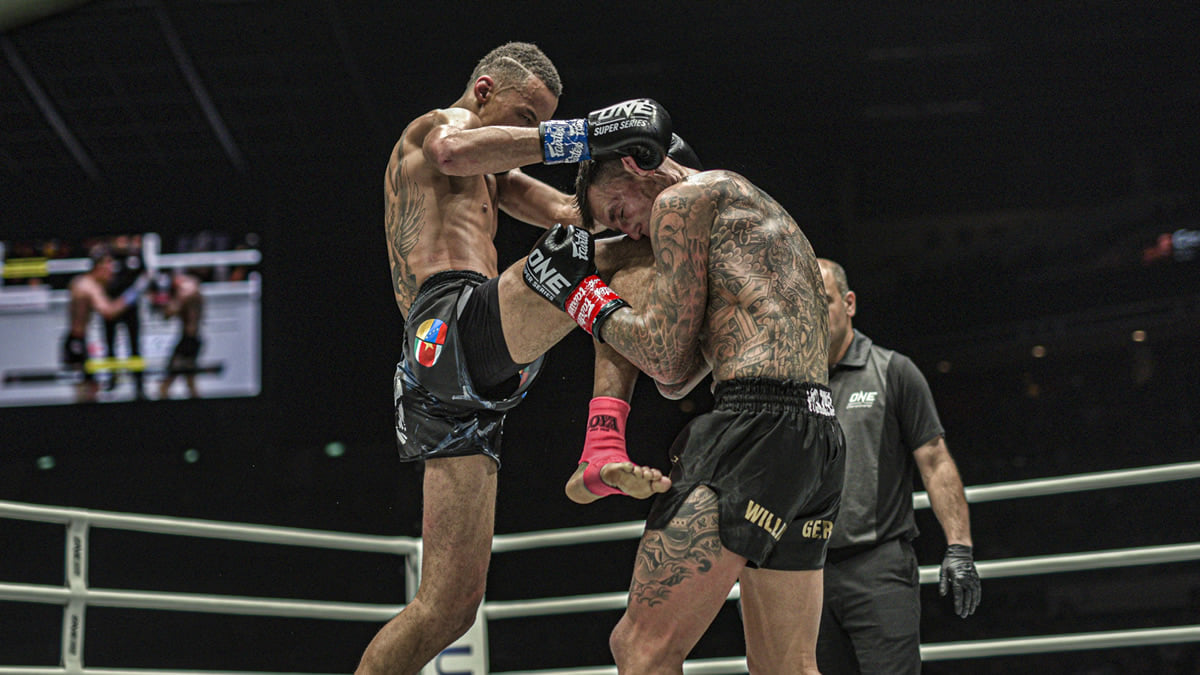 Eersel faces Holzken in kickboxing championship rematch