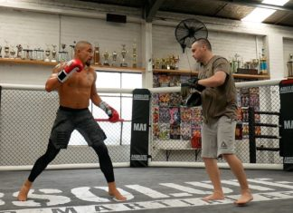 The Importance of Footwork in MMA