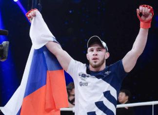 Roman Bogatov defeats Mickael Lebout
