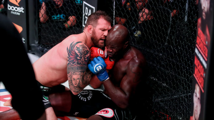 Bellator 226 results: Ryan Bader vs. Cheick Kongo ends in No Contest