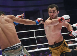 Sergey Morozov defends M-1 Challenge Bantamweight title against Josh Rettinghouse