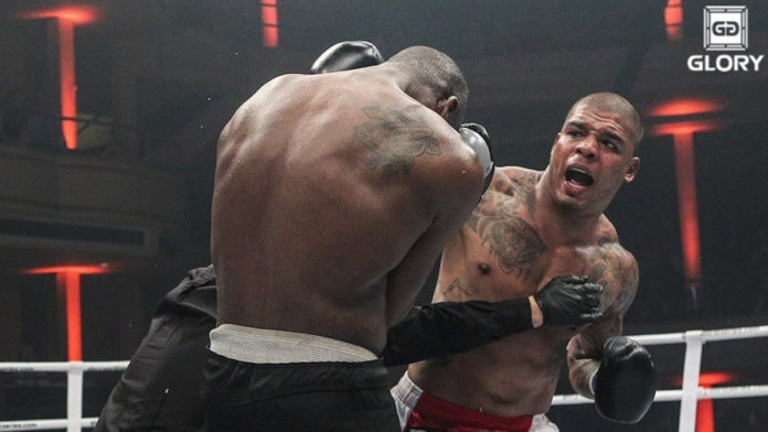 Tyrone Spong faces Oleksandr Usyk