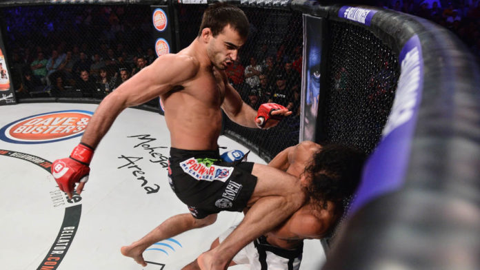 Bellator 229: Andrey Koreshkov faces Lorenz Larkin
