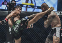 Aung La N Sang defeats Brandon Vera at ONE Century Part 2